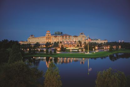 Gaylord Palms & Osceola County reach deal for $150M expansion of Kissimmee hotel