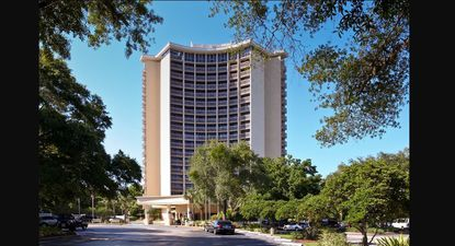 A view of the Best Western Lake Buena Vista at 2000 Hotel Plaza Blvd., for which the ground lease sold last week.