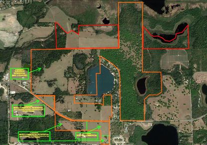 800 acres can qualify for Eustis incentives