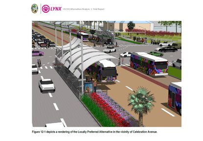 Osceola moving forward with Bus Rapid Transit on W192 tourism corridor