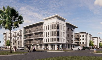 Located along Narcoossee Road, NOVEL Nona will offer 260 luxury apartment residences. This project marks Crescent Communities' fourth project in the Orlando market.
