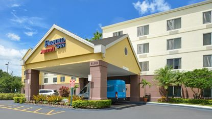Hollywood-based AD1 Global paid $16 million last week for the 139-room Fairfield Inn Orlando Airport.