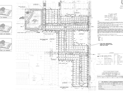 D.R. Horton has filed plans for a 96-lot subdivision in Osceola's East Narcoossee community.