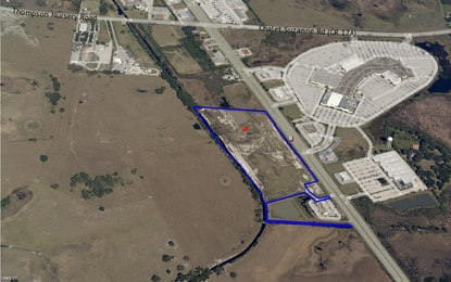 Two new auto dealerships are planned on U.S. 27, just south of Thompson Nursery Road in Lake Wales.