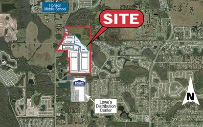The Central Florida Business Park in Kissimmee will get a major marketing boost by Duke Energy.