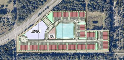 PulteGroup is under contract to purchase about 15 acres south of the Boombah Sports Complex in Sanford with plans for townhomes and a future commercial component.