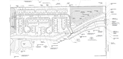 D.R. Horton has filed plans to build 70 townhomes in the first phase of Wetherbee Acres, next to Sawgrass Plantation. The project is entitled for up to 450 apartments in Phase 2.