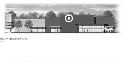 Phase 2 of Vineland Pointe in Orlando will have a new 65,000-square-foot Target store, according to plans filed with Orange County.
