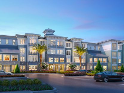 ContraVest moves forward with luxury multifamily project near Disney
