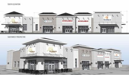 Hill Gray Seven has signed breakfast-lunch eatery First Watch for the end-cap space on this SunTrust-anchored multi-tenant retail project in Winter Haven.