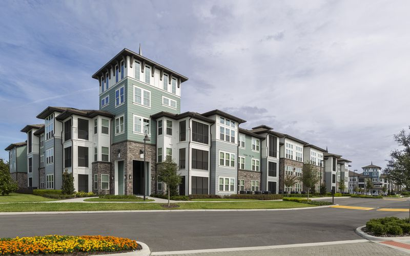 Contravest President Steve Ogier said the new apartment community on Lake Wilson Road will resemble the recently completed Addison Windermere, pictured here.