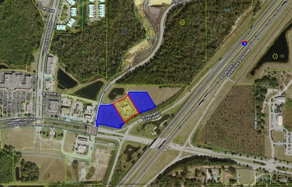 ChampionsGate has sold two parcels right at the main entrance for new restaurants on either side of the existing Chili's. Lease agreements have been signed with Miller's Ale House and Red Robin.