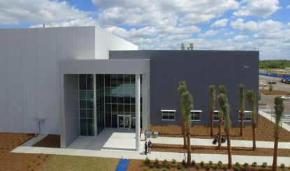 The 100,000 SF office building will be adjacent to the Florida Advanced Manufacturing Research Center at NeoCity, which opened its doors on April 13.
