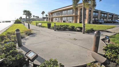 Plan revived for assisted living on Sanford's Marina Island, tear-down of hotel sought