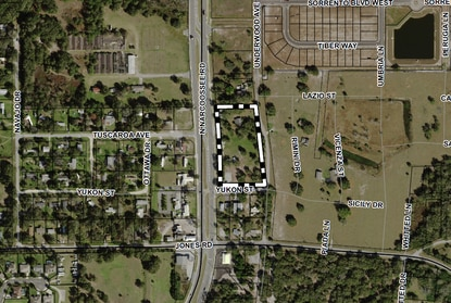 Reich Properties will soon be filing plans for an 8,750-square-foot shopping center on Narcoossee Road, just north of Jones Road.