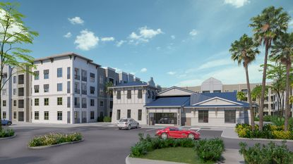 Tampa-based 2nd Wave Development has received a $70 million construction loan for Prime Orlando, its first multifamily community in Central Florida.