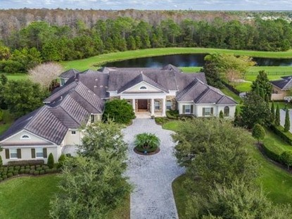 PGA golfer Gary Woodland recently sold this house in Lake Nona Estates for $1.8 million.