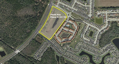Orlando developer ready to reboot stalled townhouse community in Kissimmee