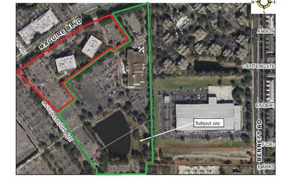 Office bldgs north of Orlando Fashion Square sell for future multifamily option