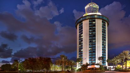 The Four Points Sheraton on International Drive is on the market now in what has been the slowest year for hotel sales since the economic recovery.