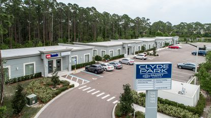 SMART Office Longwood's architectural style will be similar to SMART Office Clyde Park in Daytona Beach with four, single-story buildings.