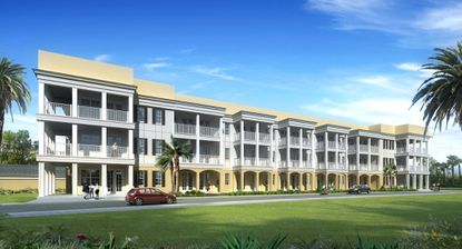 Vacation home specialist Feltrim Group has won approval for a plan to build 88 condos at Reunion Resort.