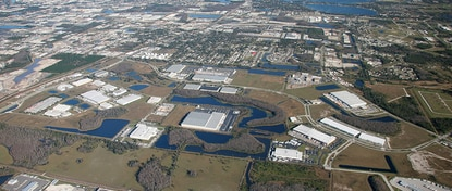 Increased investor interest is fueling opportunities near Orlando International Airport