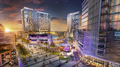 Magic to file revised master plan for downtown entertainment district